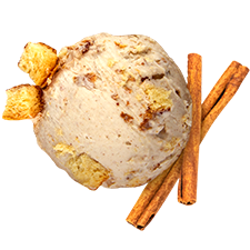 Creamistry Cinnamon Roll Flavor Images